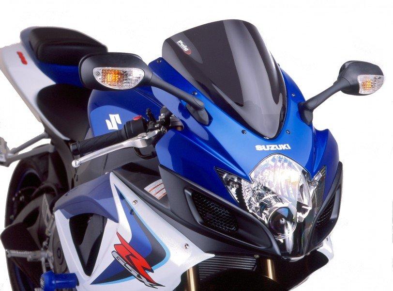 Puig 4055 Racing Screens Suzuki GSX-R 600/750 (06-07) Čirá (W)