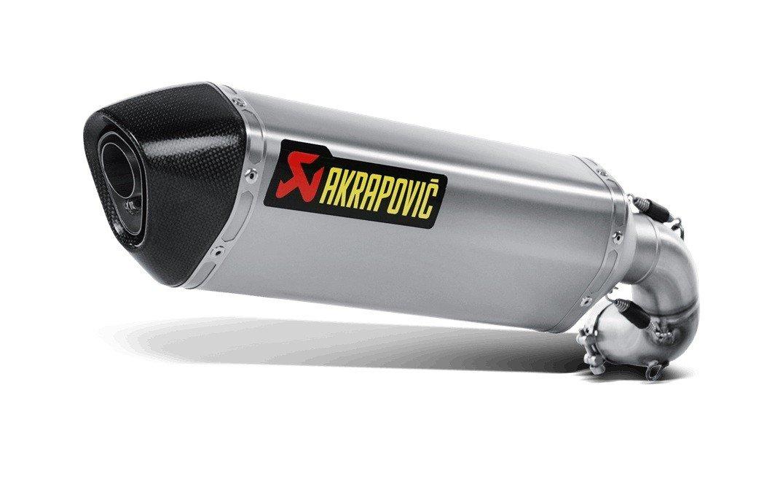 Akrapovič Slip-On Line Titanium Honda CB 1000 R (08-16)