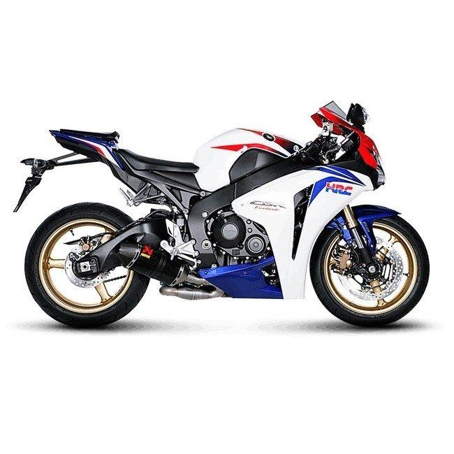Akrapovič Slip-On Line Carbon Honda CBR 1000 RR ABS (09-13)