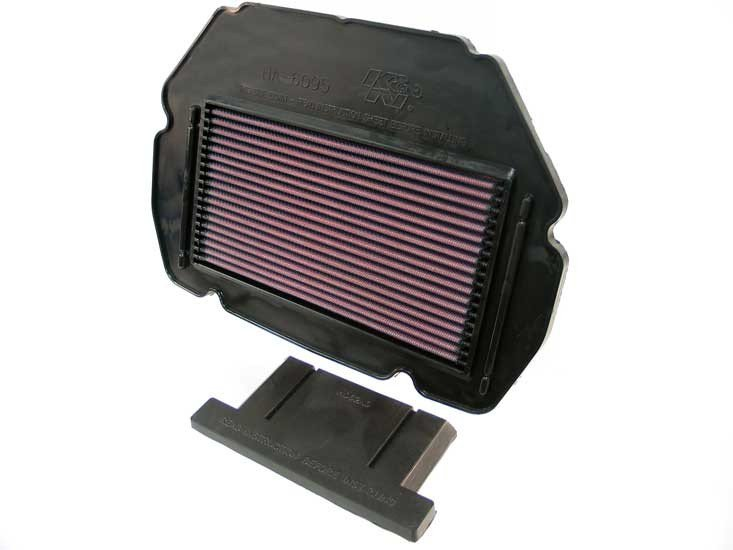 Vzduchový filtr pro motocykly Honda K&N HA-6095
