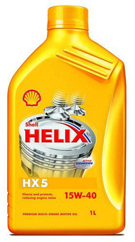 Shell Helix HX5 15W-40, 1 l