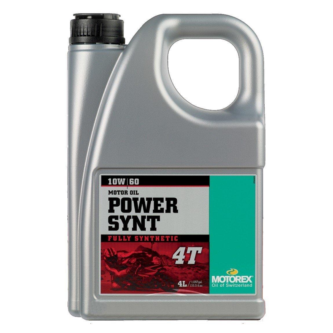 Motorex Power Synt 4T 10W-60, 4 l