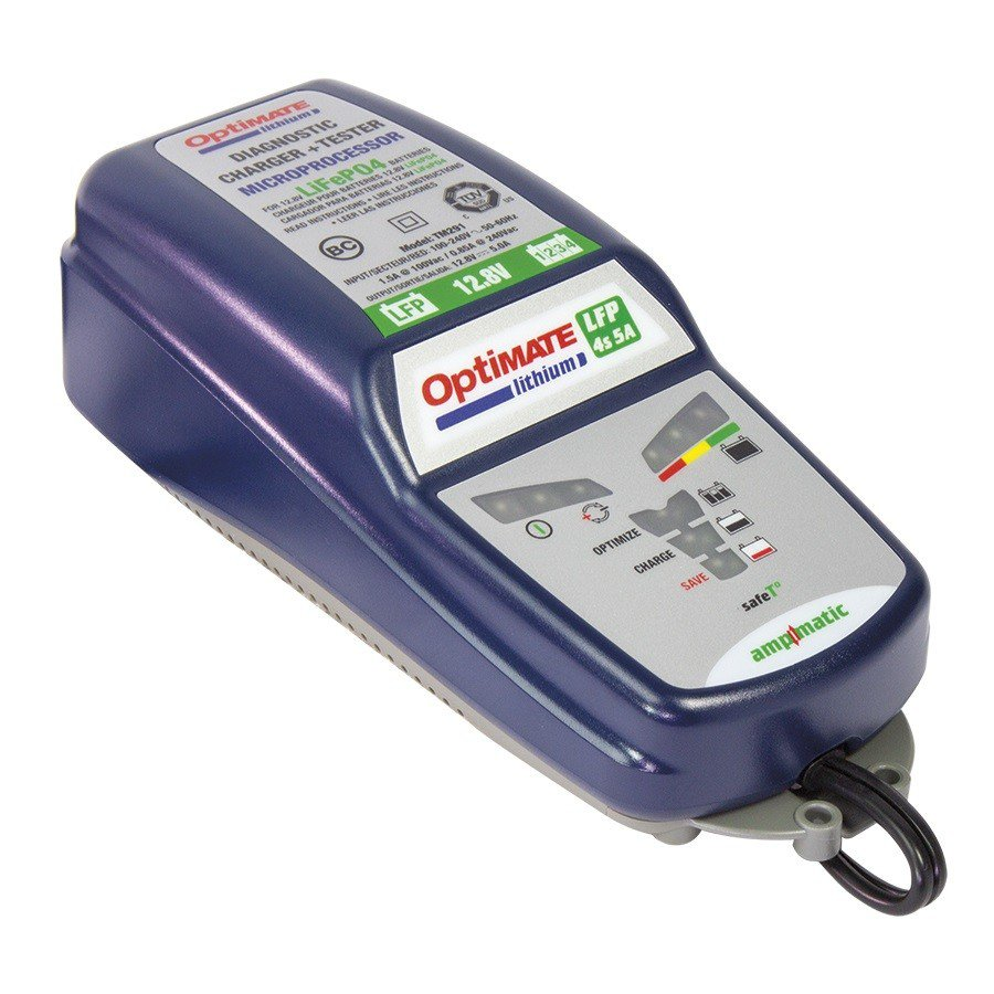 TECMATE OPTIMATE Lithium 12V/5A