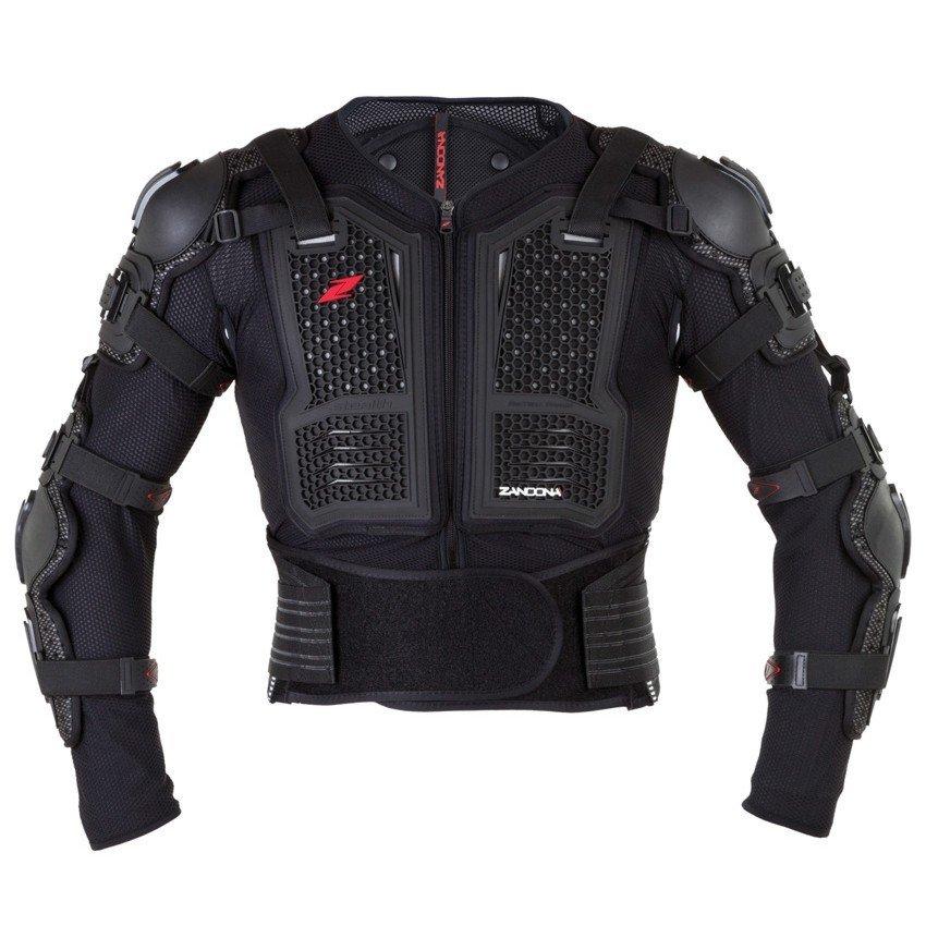 Zandona STEALTH JACKET X9 Stealth Jacket x9 Black M
