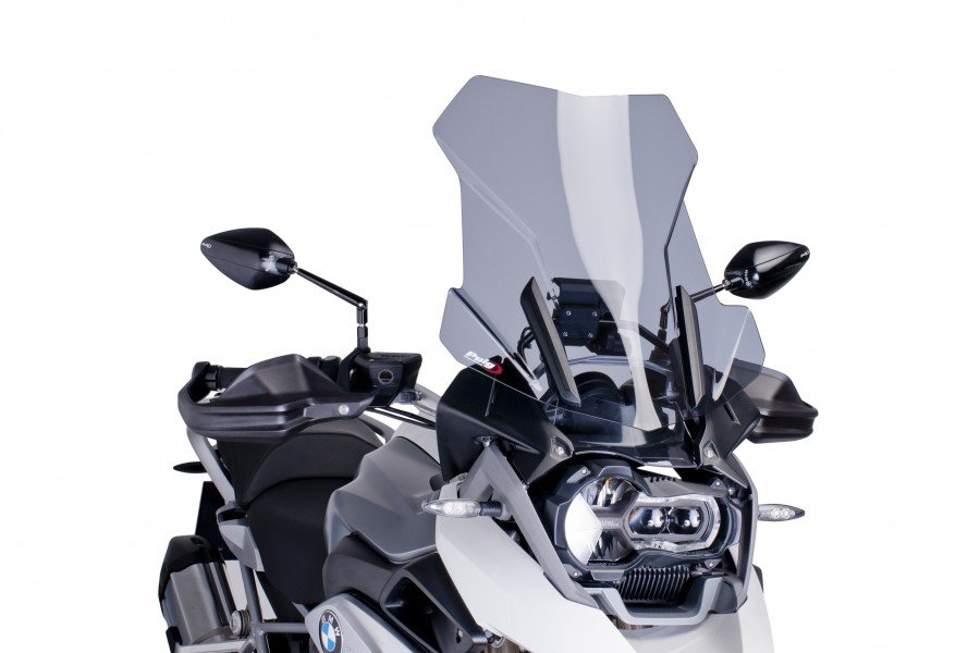 Puig 6486 Touring Screens BMW R1200 GS/ADV (13-16) Čirá (W)