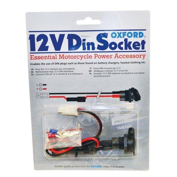 Oxford 12V Din Socket (zásuvka)