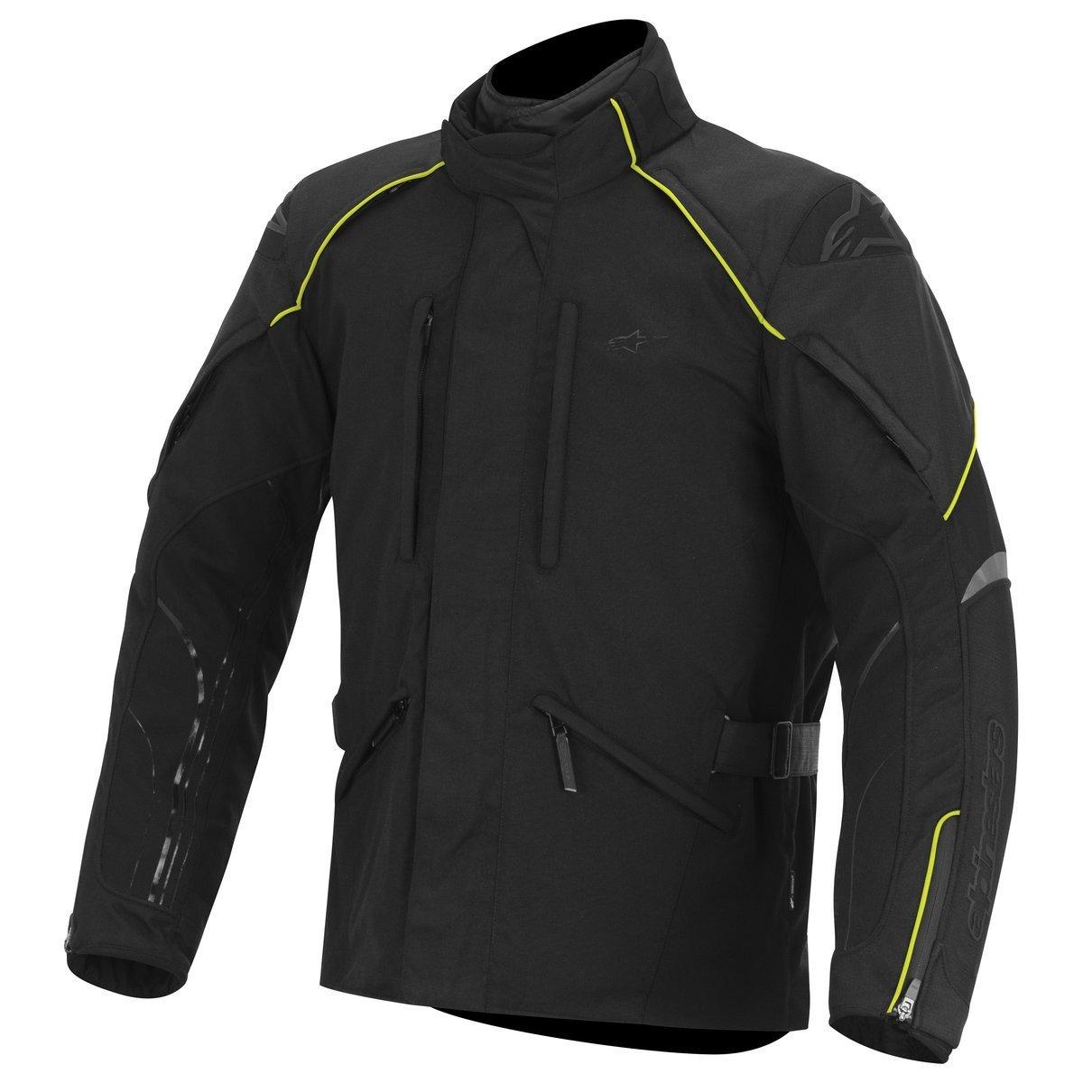 Alpinestars NEW LAND černo-žlutá New Land GTX Jacket Black/Yellow Fluo S