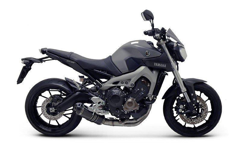 Termignoni Homologated Carbon Exhaust System Yamaha MT-09 (13-14)