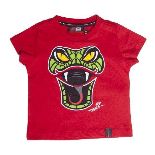 Jorge lorenzo Dětské triko Mamba 6-7 let