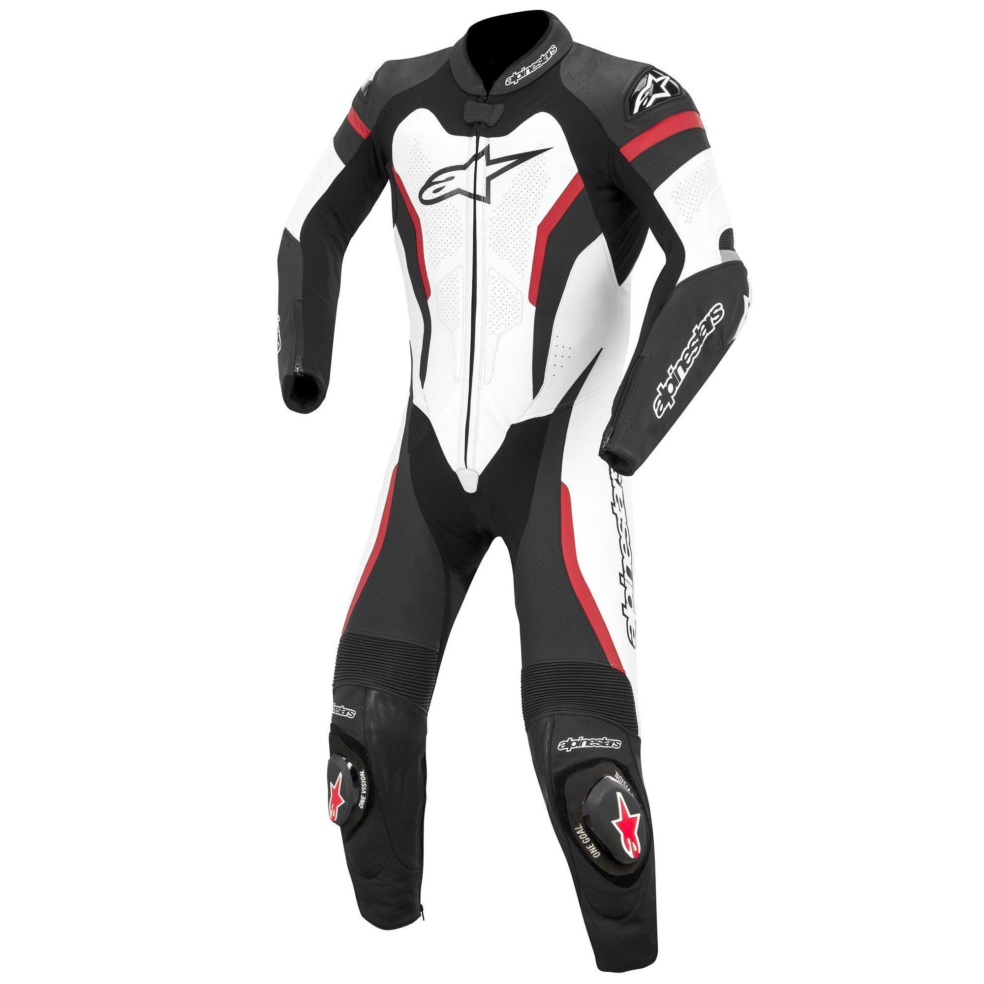 Alpinestars GP Pro P Pro 1PC Black/White/Red 52