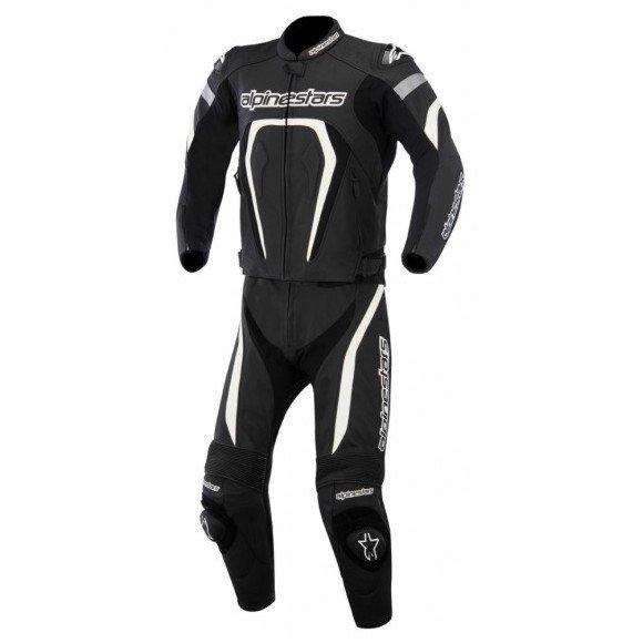 Alpinestars Motegi 2PC Suit Black/White 52