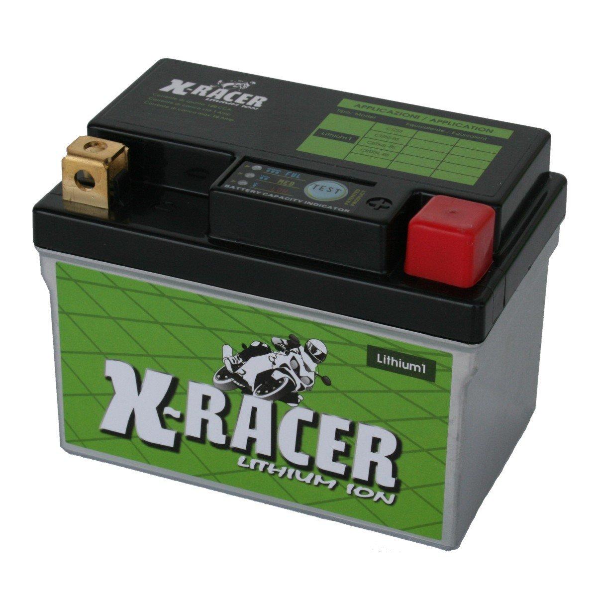X-RACER Lithium1