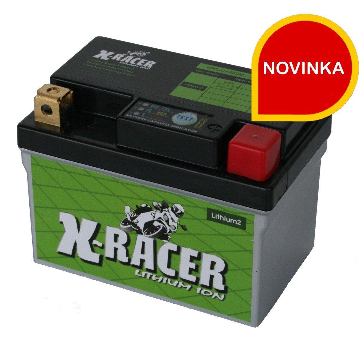 X-RACER Lithium2