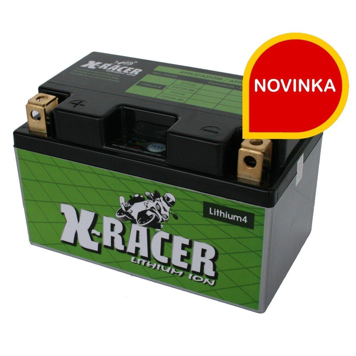 X-RACER Lithium4