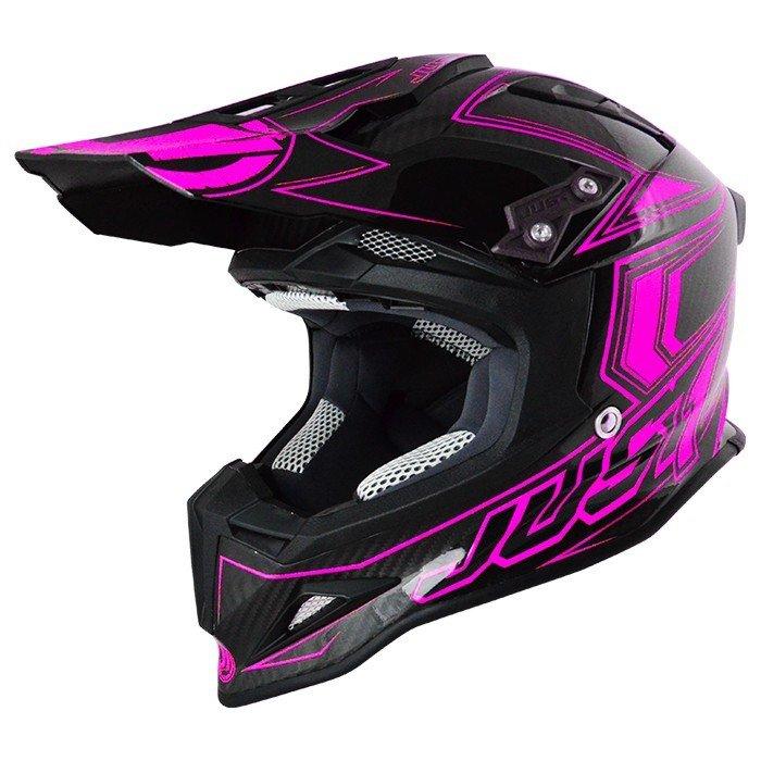Just1 J12 Carbon Pink L (59/60)