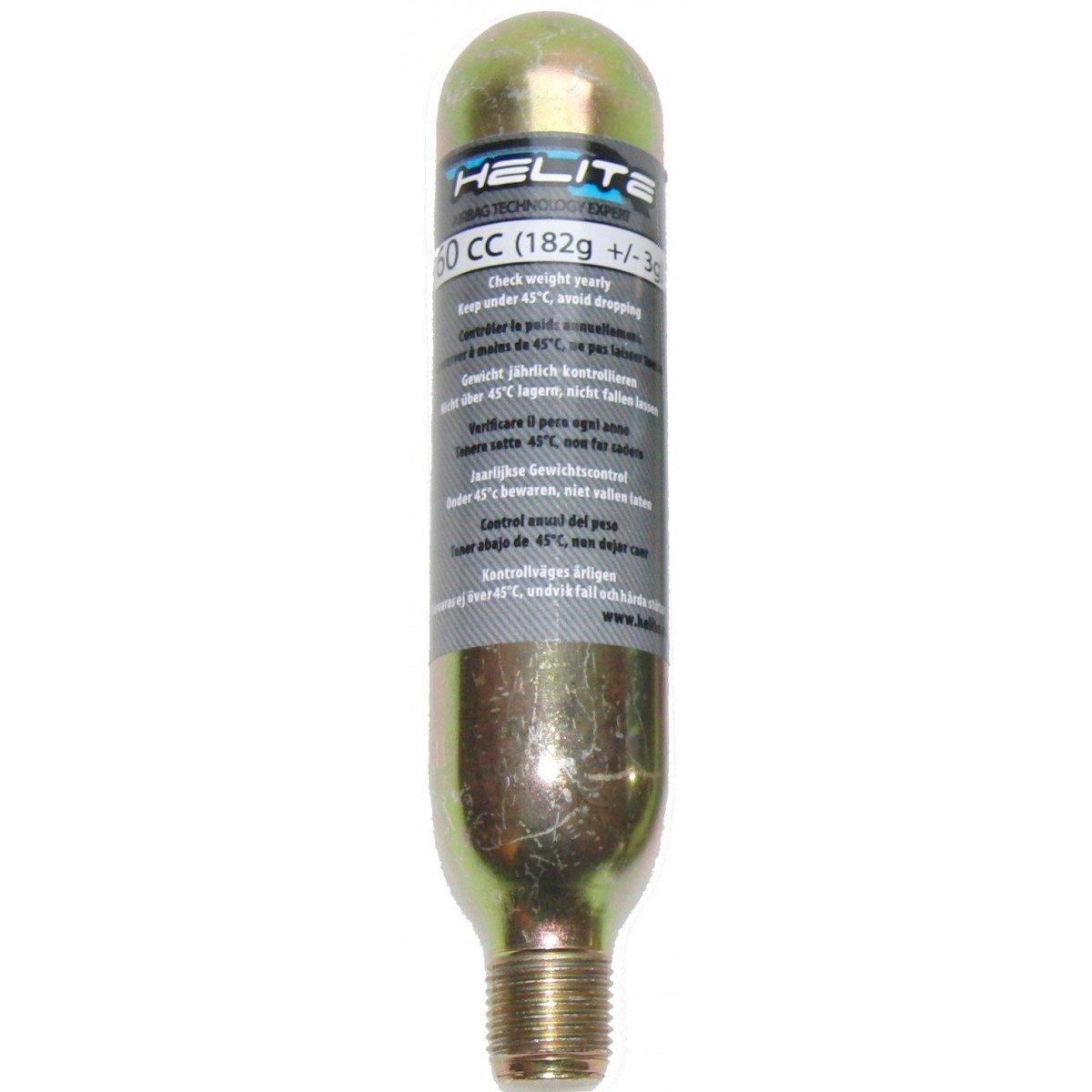 Helite CO2 Cartridge 60cc