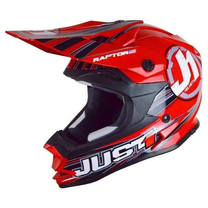 Just1 J32 Raptor Red L (59/60)