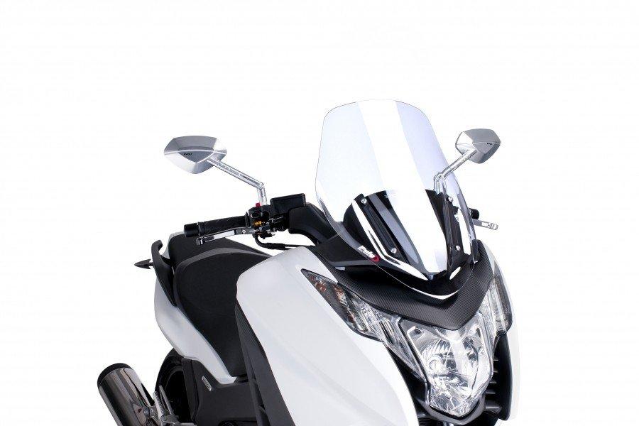 "Puig Windscreens ""V-Tech Line Sport"" Honda Integra 750 (14-16) Čirá (W)"