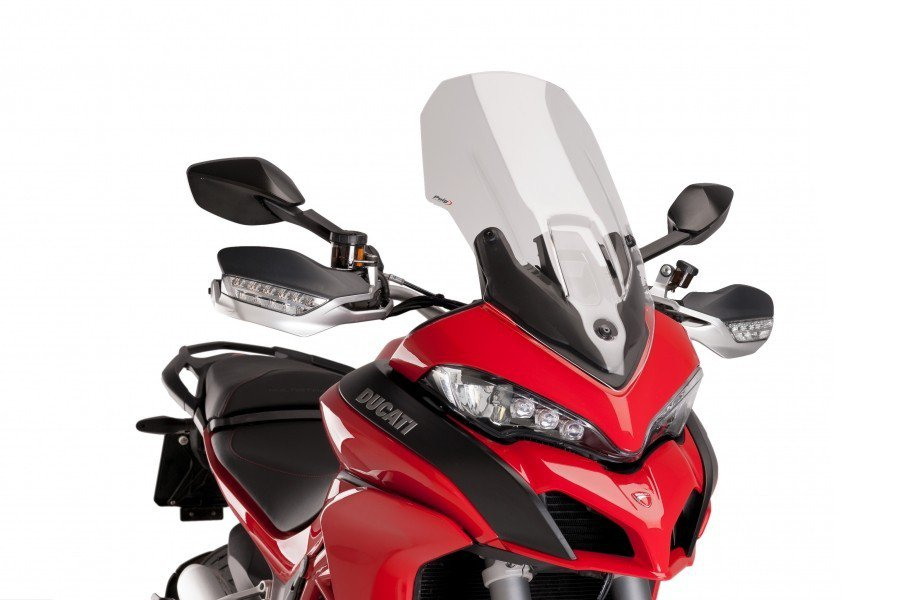 Puig 7623 Touring Screens Ducati Multistrada 1200/1200 S (15-16) Čirá (W)