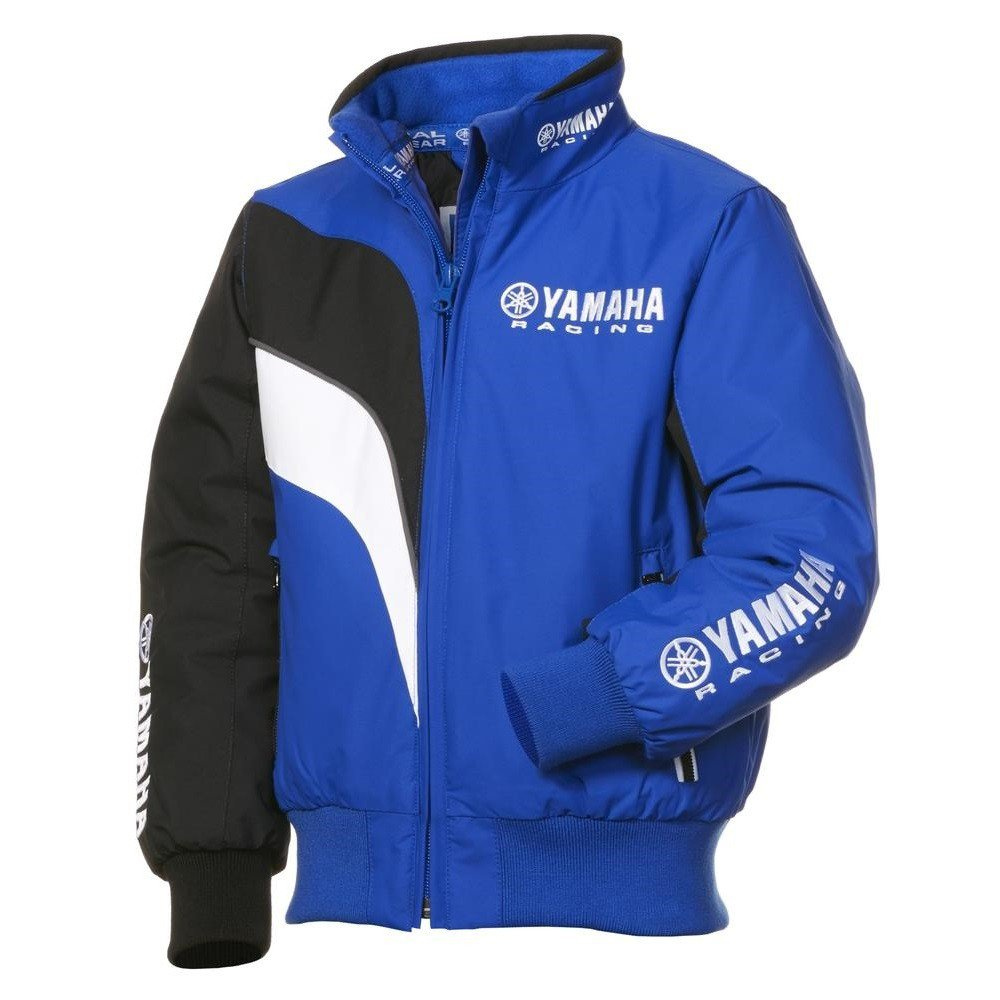 Yamaha Dětská bunda Paddock Blue 3-4 roky