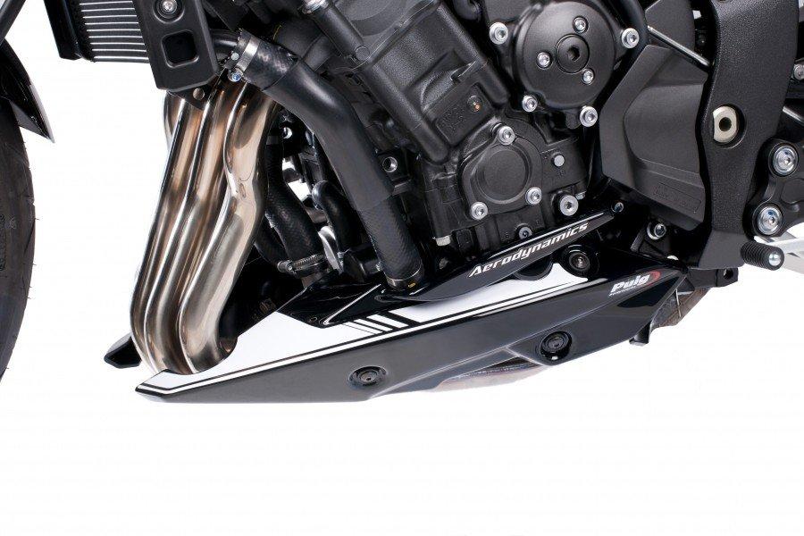Puig 5571 Engine Spoilers Yamaha FZ8/Fazer (10-15) Karbonová (C)