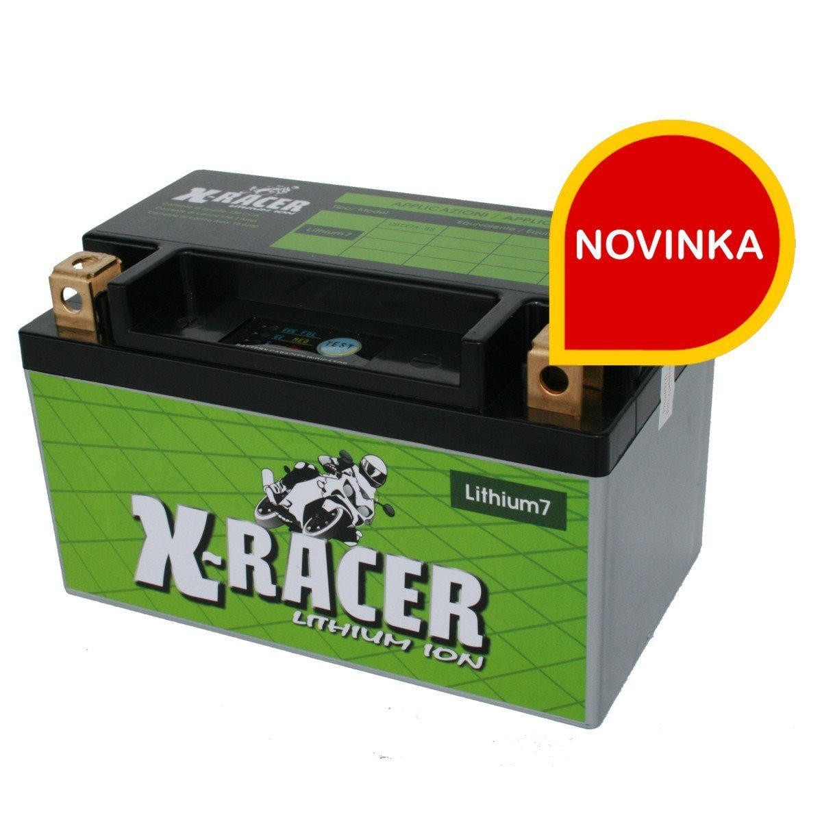 X-RACER Lithium7