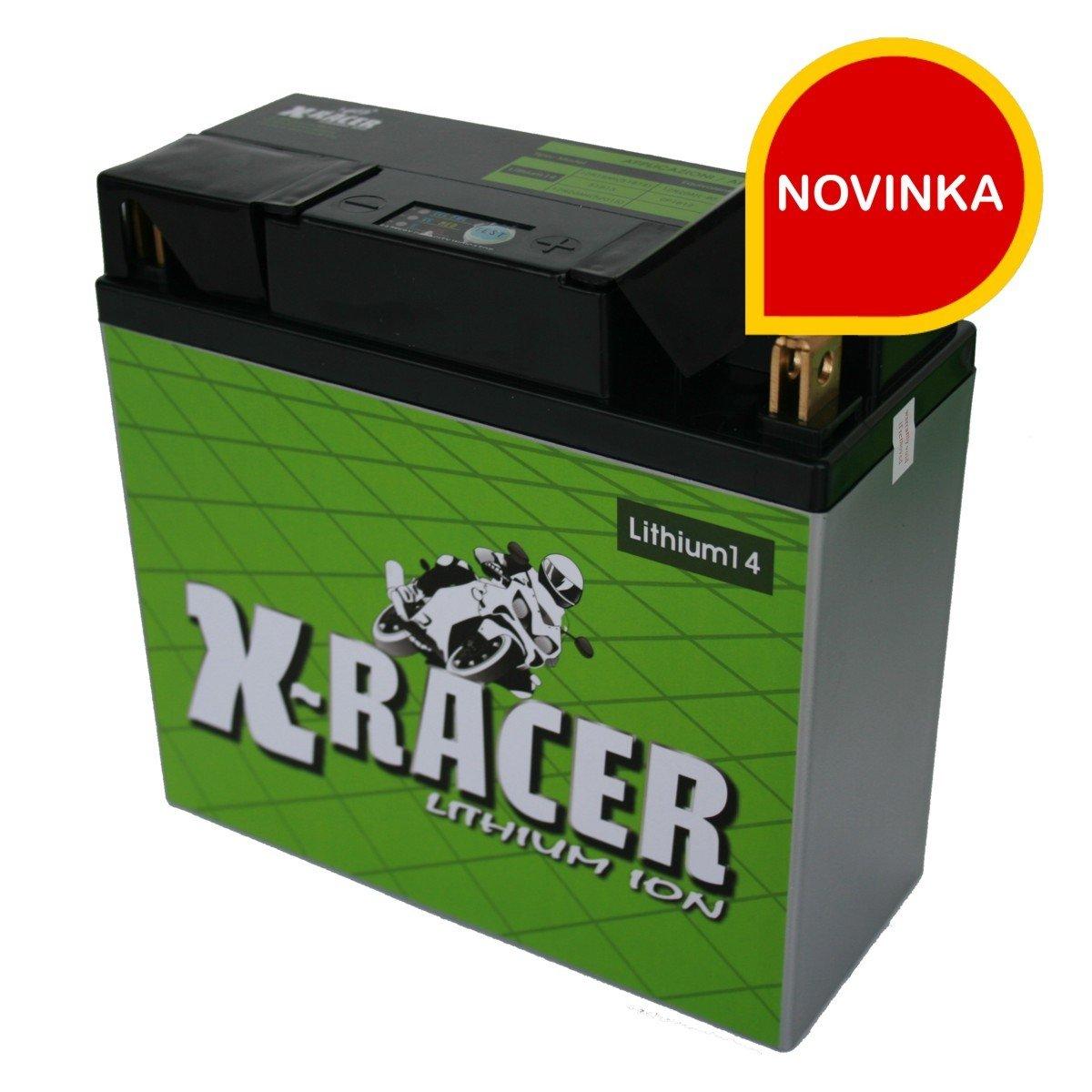 X-RACER Lithium14