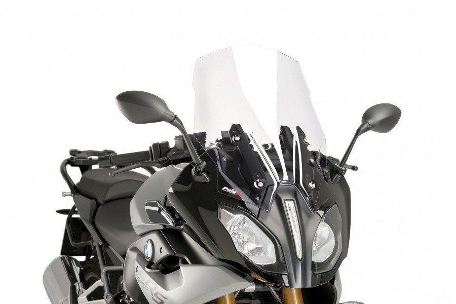 Puig 7617 Touring Screens BMW R1200 RS (15-17) Čirá (W)