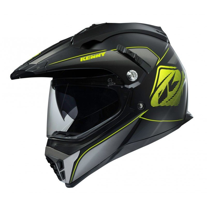 KENNY XTR 16 k/Yellow Fluo S (55/56)