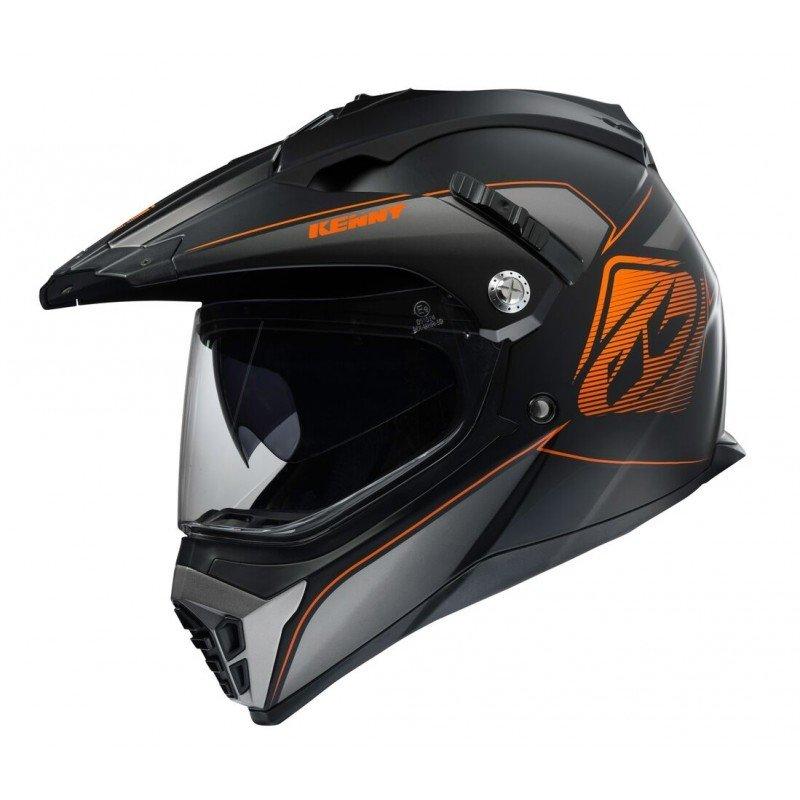 KENNY XTR 16 k/Orange XS (53/54)