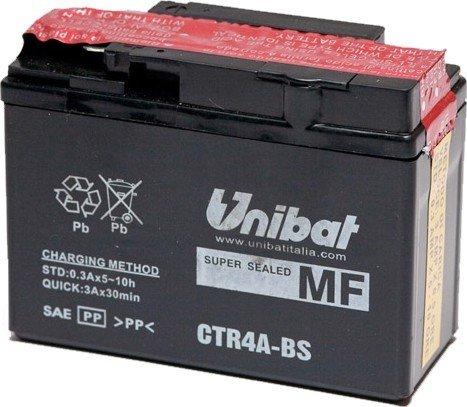 Unibat CTR4A-BS