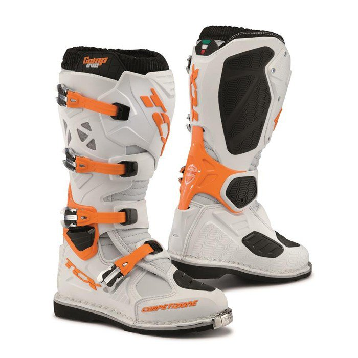 TCX COMP EVO White/Orange 40