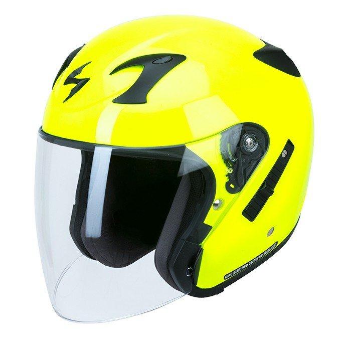 Scorpion EXO 220 Solid žlutá L (59/60)