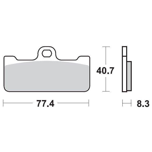 SBS 695 DS Dual Sinter