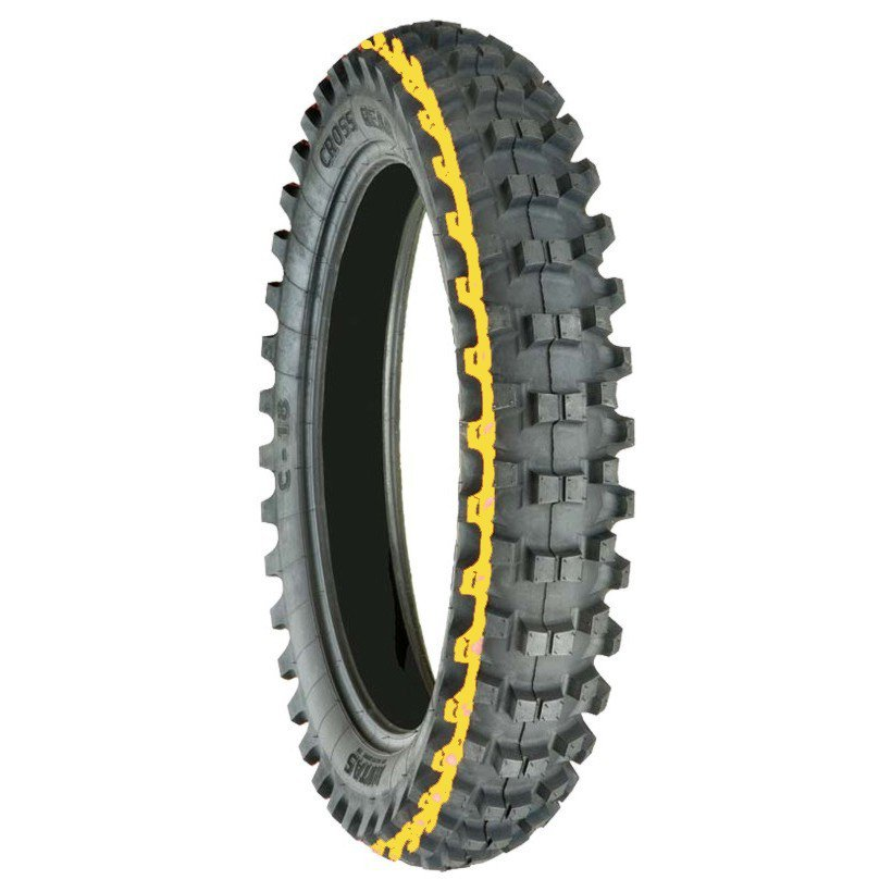 Mitas 120/90-18 C-18 Country Cross Rear Tyre