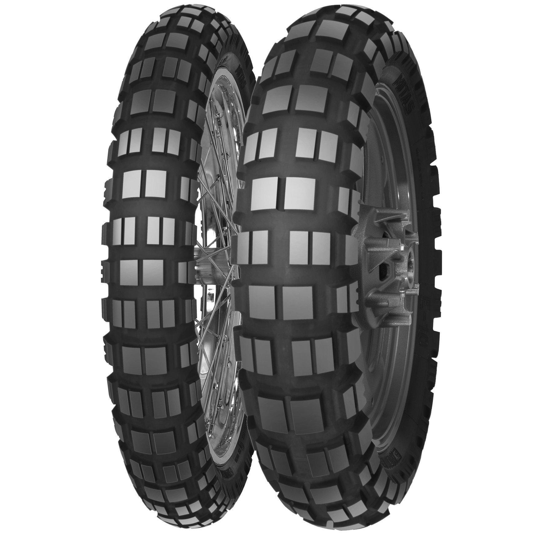 Mitas 150/70-17 E-10 Front/Rear Tyre