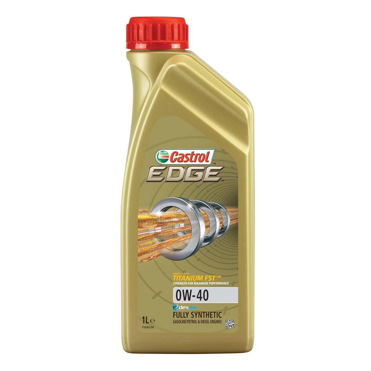 Castrol Edge 0W-40 Titanium FST 1L