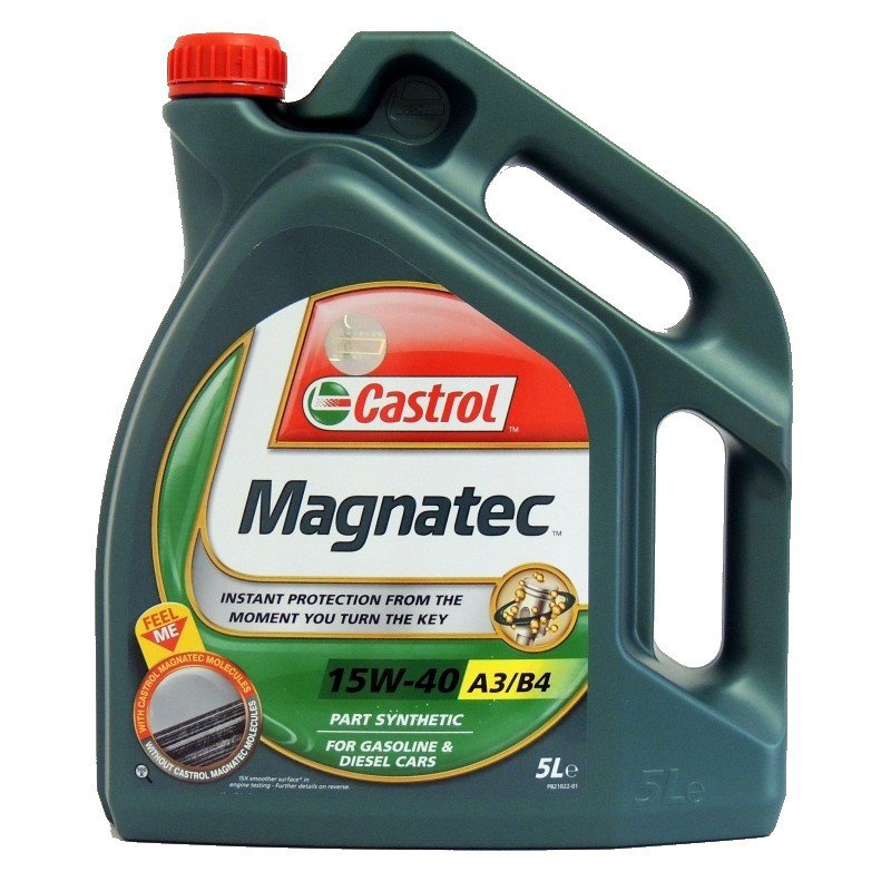 Castrol Magnatec 15W-40 A3/B4 5L