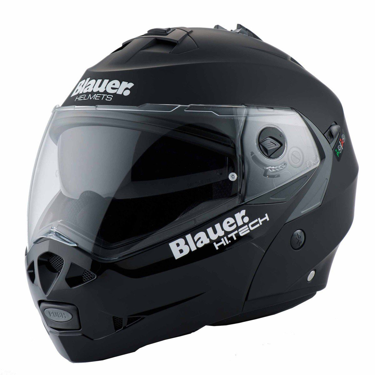 Blauer SKY Black/Black Matt XL (61/62)