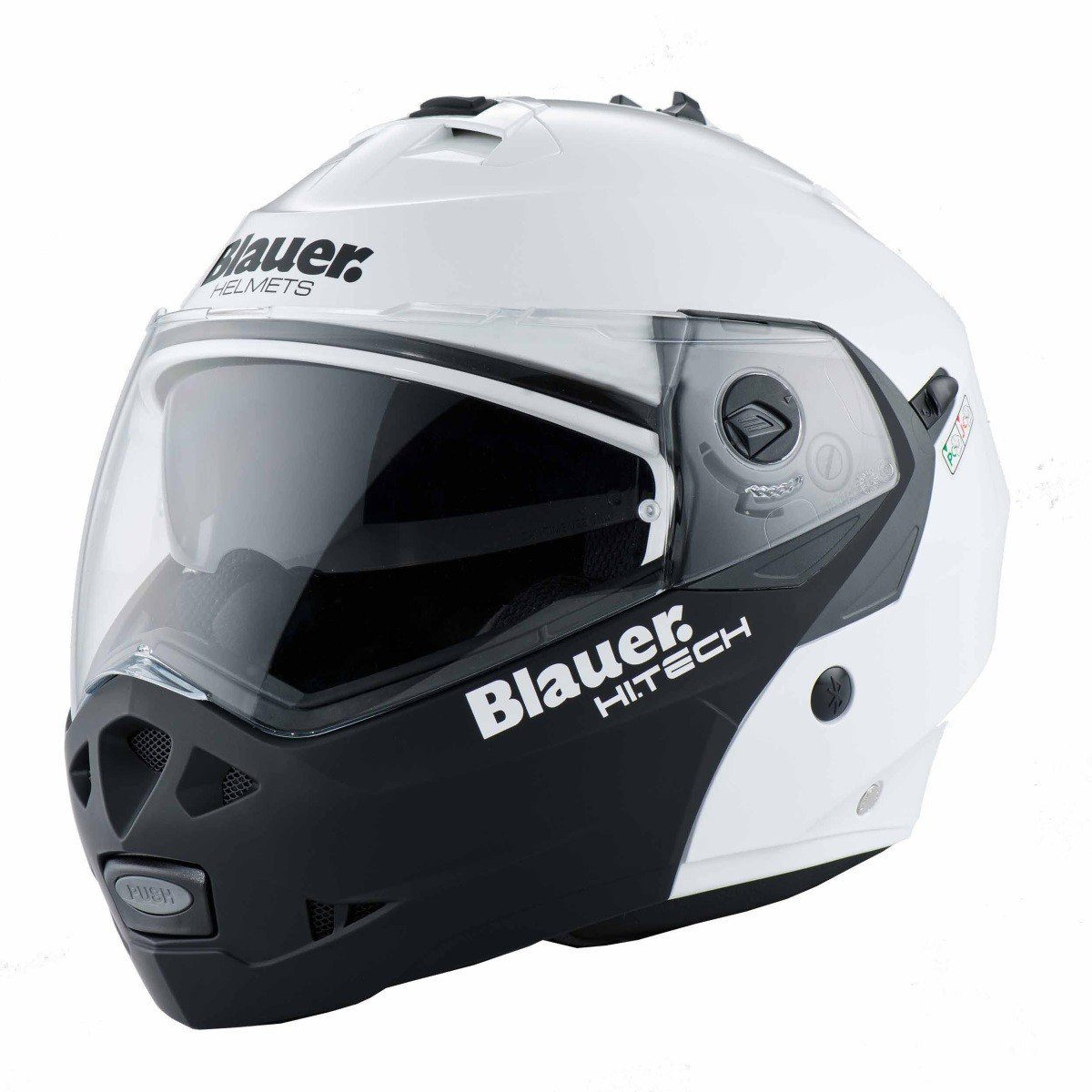 Blauer SKY White/Black Matt XS (53/54)
