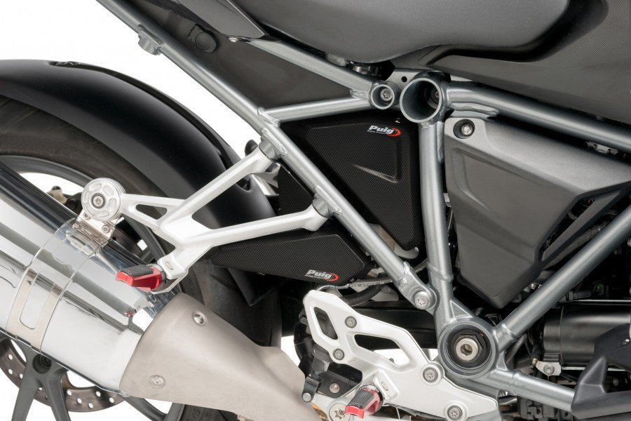 Puig 7693 Infill panels for BMW R1200 R/RS (15-17) Karbonová (C)