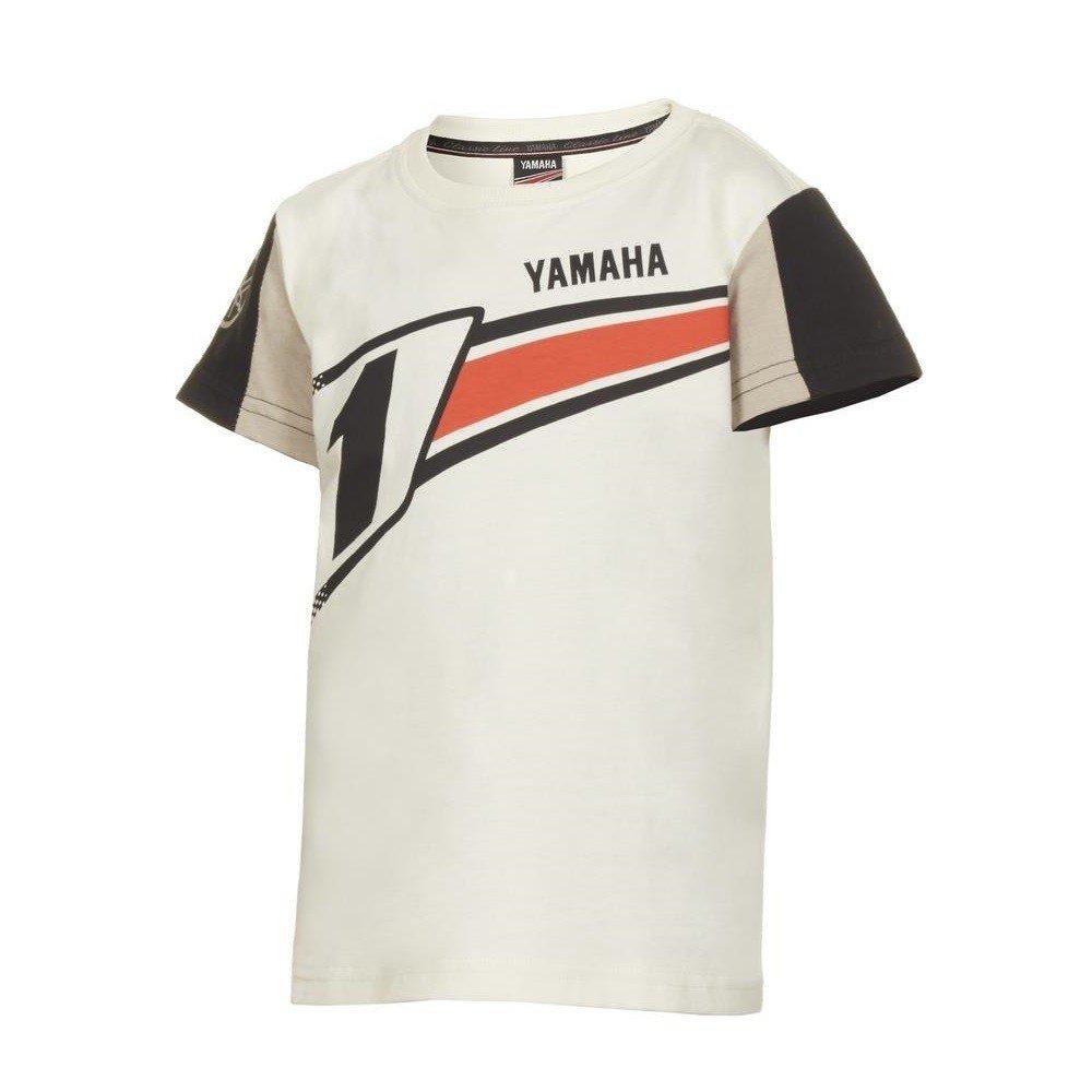 Yamaha Dětské triko REVS Spark White 3-4 roky