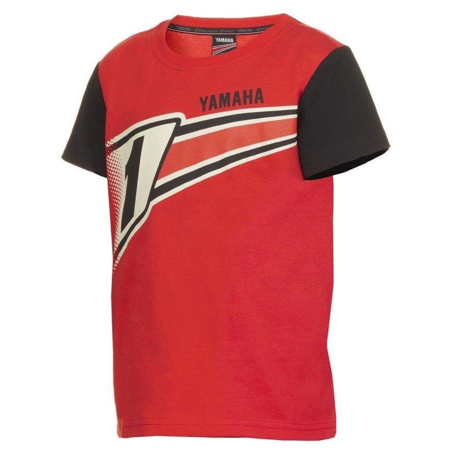 Yamaha Dětské triko REVS Spark Red 3-4 roky