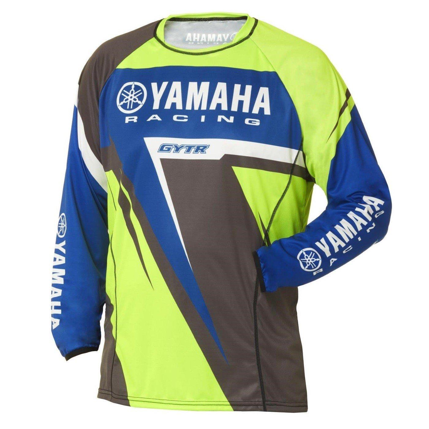Yamaha Pánský dres MX Lyng M