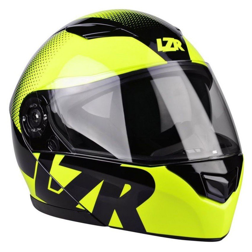 Lazer MH2 V'sible /Yellow Fluo M (57/58)
