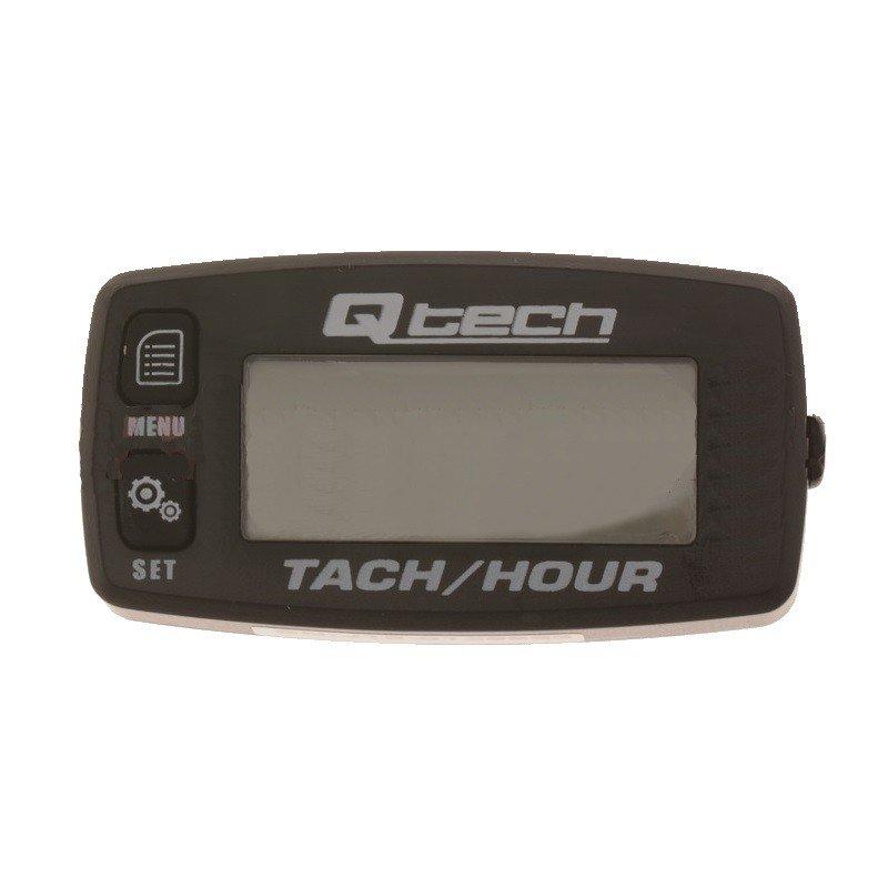 Qtech Multifunkční měřič otáček motoru/motohodin