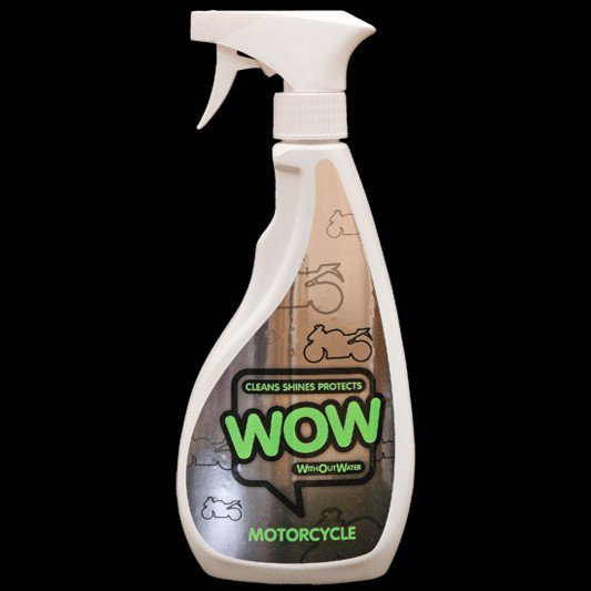 Wow Cleans Shines Protect 500 ml