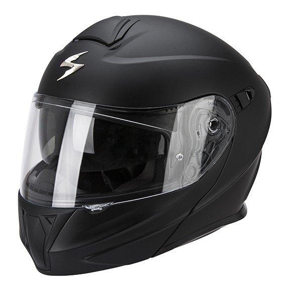 Scorpion EXO 920 Solid černá matná S (55/56)
