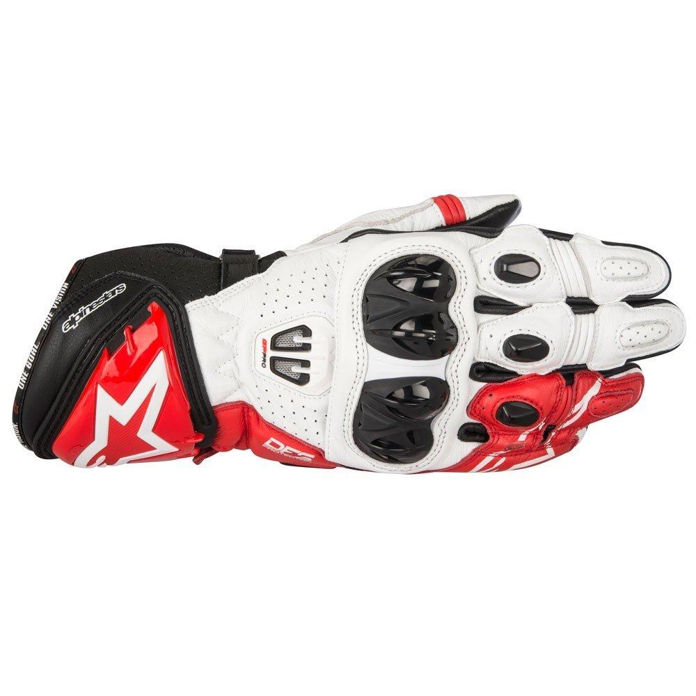 ALPINESTARS GP-Pro R2 Black White Red - Motostar.cz 79a96c89dd