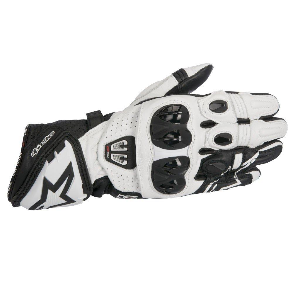ALPINESTARS GP-Pro R2 Black White - Motostar.cz 57bdc7ac24